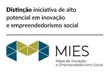 Distinção pelo Mapa de Inovação e Empreendedorismo Social